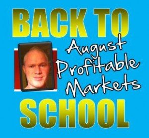 Profitable Markets for Internet Marketing