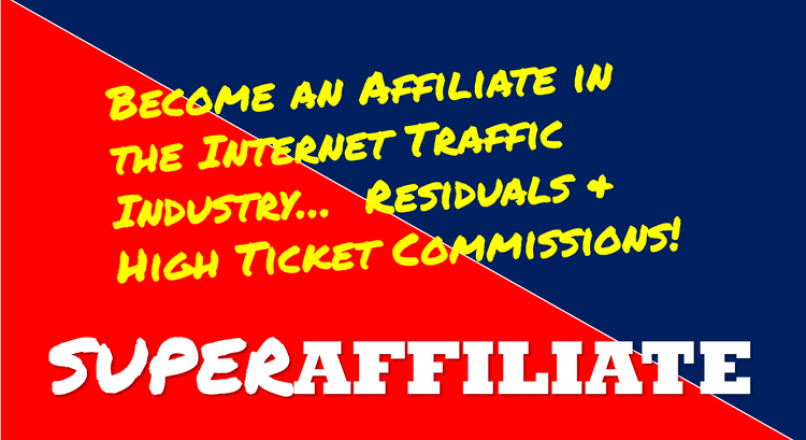 Affiliate Program in the Online Advertising / Traffic Industry (video)