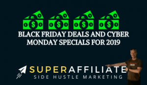 Black Friday Deals and Cyberr Monday Specials