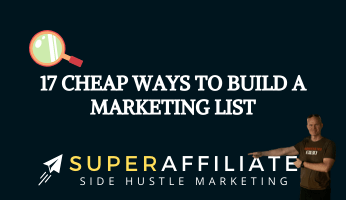 Ways to Build a List on the Cheap