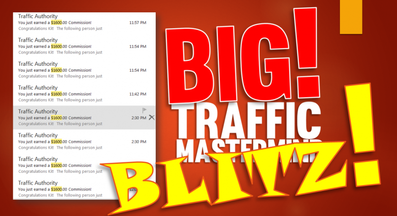 New Traffic Affiliate Program Called Traffic Authority Pays Residuals PLUS Top-Tier Commissions