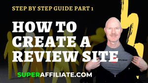 How to create an affiliate review site
