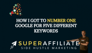 How to Get Number One on Google for Keyword