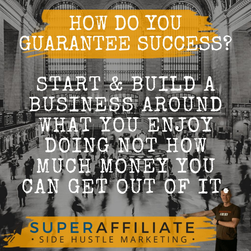 Super Affiliate Official Site