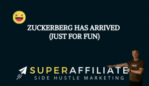 Zuckerberg Has Arrived (just for fun)