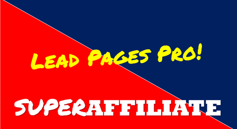 [FREE VIDEO TRAINING] How to Create Lead Generating Capture Pages Using Lead Pages Pro!