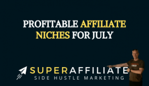 profitable niche ideas for July