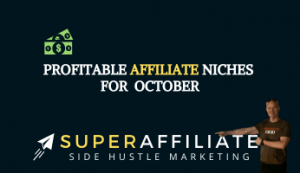 Profitable Affiliate Niches for October