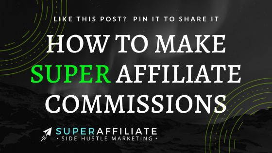 The Super Affiliate Formula: How to Become a Super Affiliate in 3 Steps
