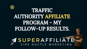 Traffic Authority Affiliate Program and Review of Traffic Authority
