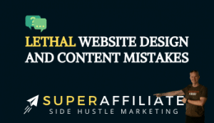 Website Content Mistakes for Affiliate Marketing